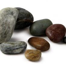 Натуральные камни - Галька