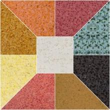 Дизайн напольного покрытия: мозаичный пол террацио