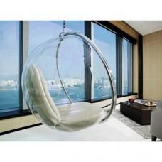 Подвесное кресло шар, пузырь