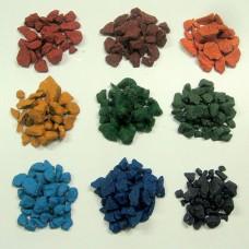 Декоративный цветной щебень  10-20мм Радуга,