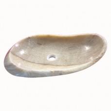 Раковина из мрамора Halcida