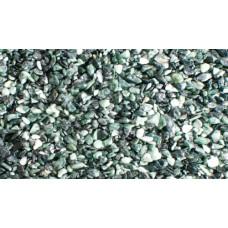 Камни декоративные Зеленая галька Альпи 4-8 мм